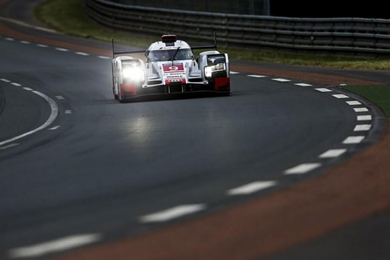 Le Mans 24 Hours: Audi moves ahead in battle with Porsche
