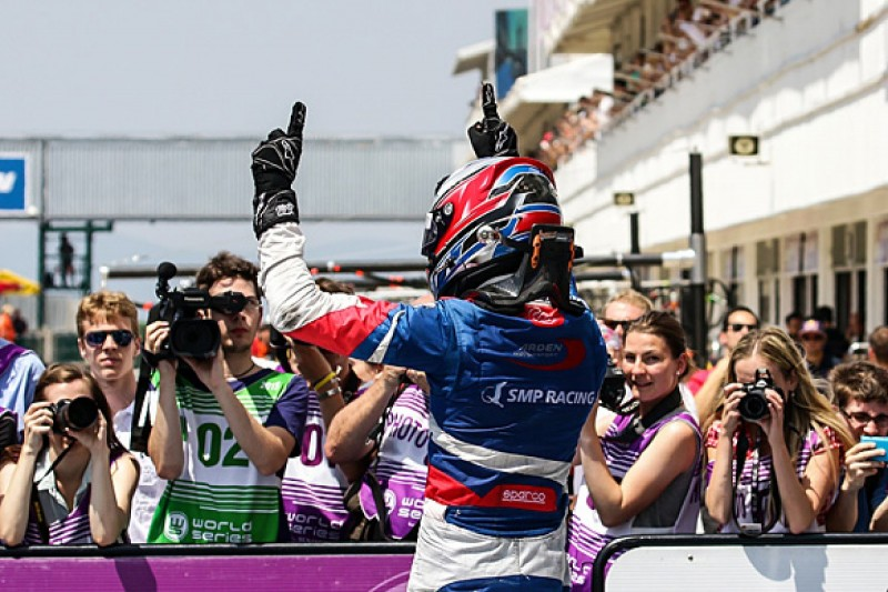 Hungaroring FR3.5: Orudzhev denies Merhi and Rowland in epic race