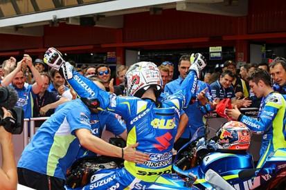 Barcelona MotoGP: Aleix Espargaro gives Suzuki first pole since '07