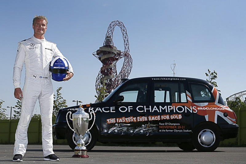 2015 Race of Champions to take place in London's Olympic stadium