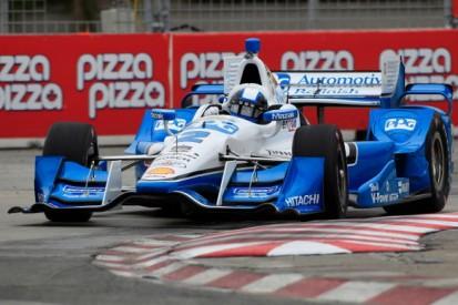 Toronto IndyCar: Juan Pablo Montoya quickest in opening practice
