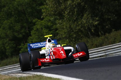 Hungaroring FR3.5: Olvier Rowland denies rookie Egor Orudzhev pole