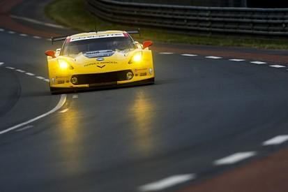 Stuck throttle caused Jan Magnussen's Corvette crash at Le Mans