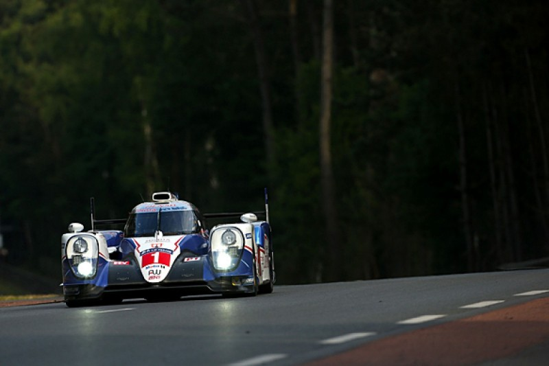 Toyota changes engine concept for 2016 World Endurance Championship