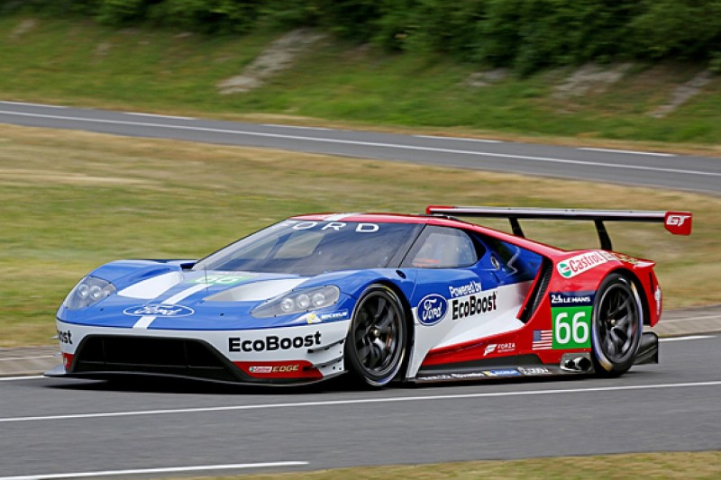 Ford announces 2016 Le Mans return plus WEC and USC programmes
