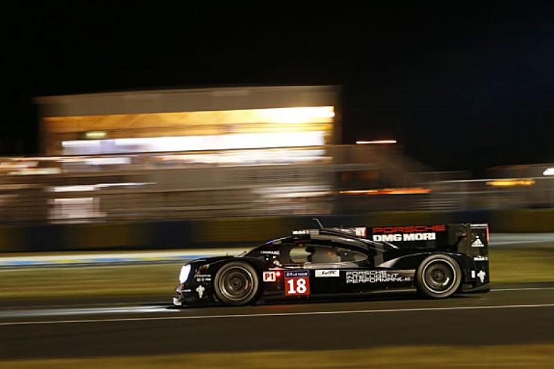 Porsche on pole position for 2015 Le Mans 24 Hours