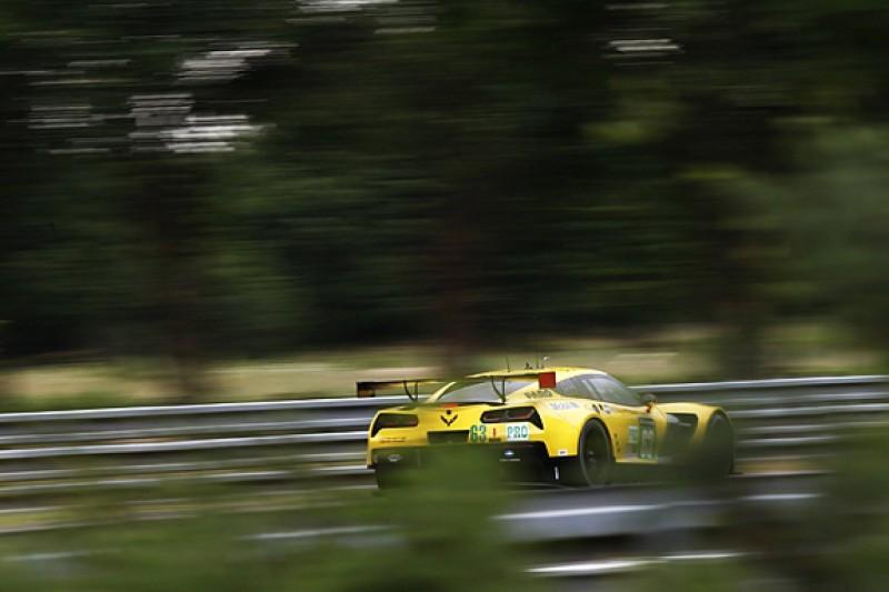 Chevrolet withdraws #63 Corvette damaged in Jan Magnussen crash