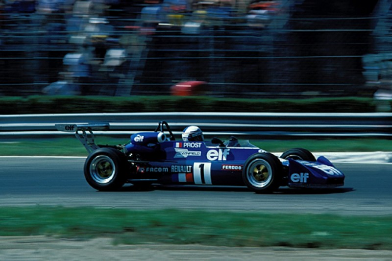 Winfield school that launched Prost's career revived with F4 prize