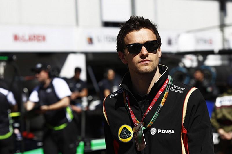 Jolyon Palmer gets five more F1 grand prix practice runs for Lotus
