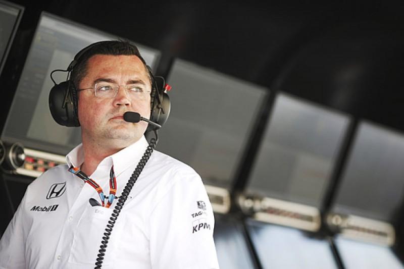 McLaren's Boullier: Mercedes will listen to F1 engine rule pleas