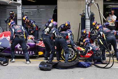 Red Bull's Horner says one-stop grands prix bad for Formula 1