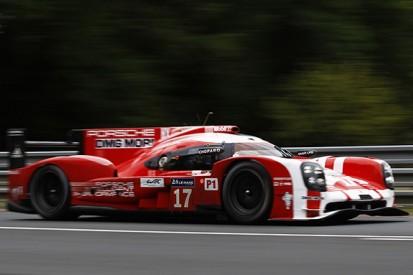 Mark Webber fastest in Le Mans 24 Hours free practice for Porsche