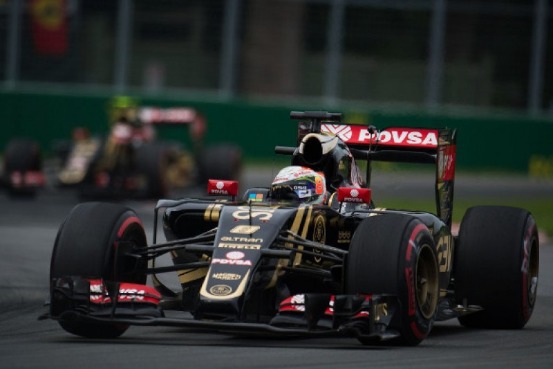 Lotus Formula 1 team baffled by struggle for Canadian GP race pace