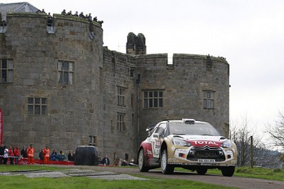 Wales Rally GB reveals 2015 World Rally Championship finale route