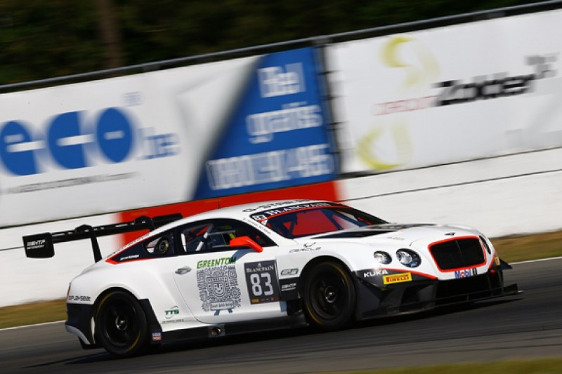 FR3.5 driver Tom Dillmann eyes more GT outings after Bentley debut
