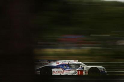 Toyota evaluating World Endurance Championship technical revamp