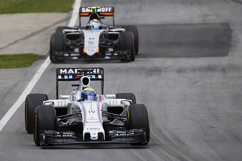 Williams and Force India hit back at Ferrari claims over F1 meeting