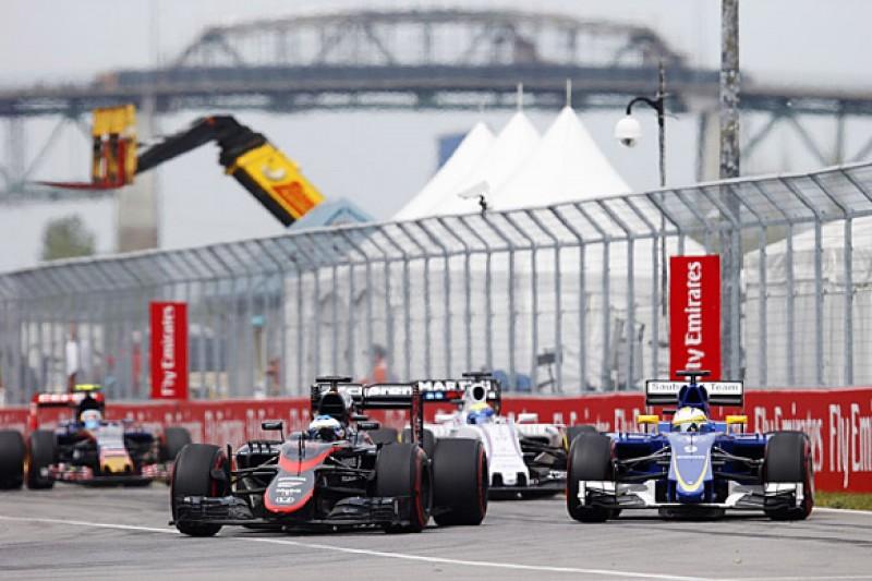 Canadian GP: McLaren F1's Fernando Alonso felt he looked 'amateur'