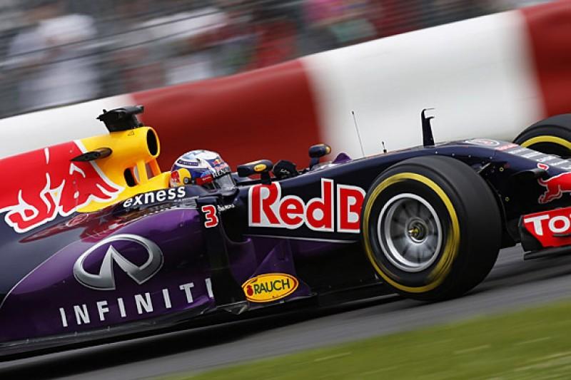 Red Bull's Daniel Ricciardo: Canadian GP worse than wildest dreams