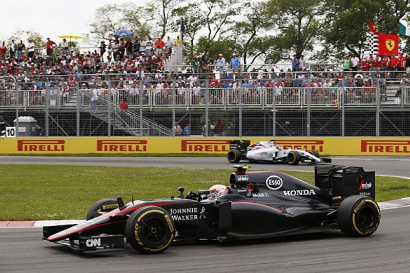 McLaren F1 team to add resources to Honda engine programme