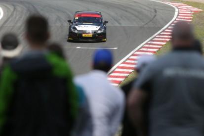 Oulton Park BTCC: Jason Plato wins red-flagged first race