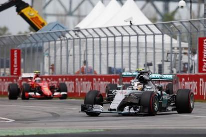 Canadian GP: Lewis Hamilton says Ferrari F1 team's pace hidden