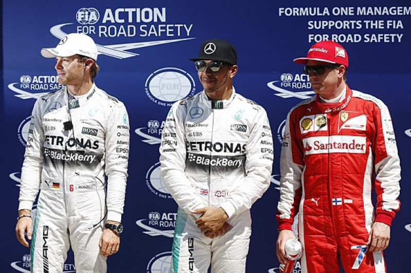 Canadian Grand Prix: Qualifying press conference