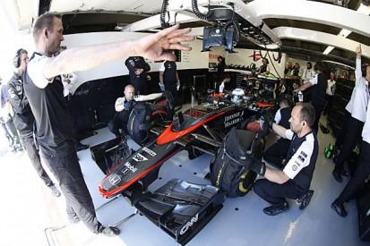 Canadian GP: McLaren-Honda F1 team must 'improve everywhere'