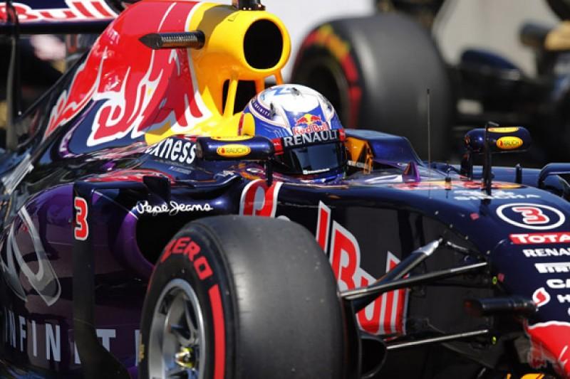 Daniel Ricciardo says struggling Red Bull F1 team lost
