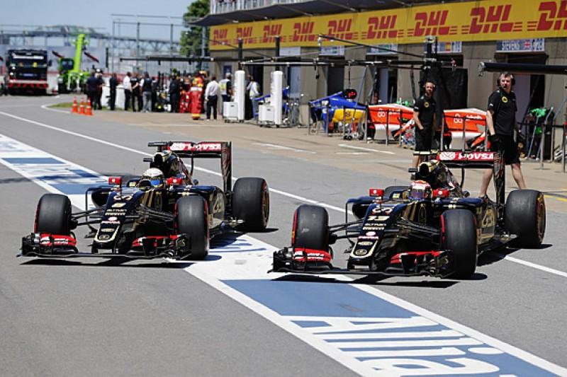 Canadian GP F1: Grosjean thinks pit mix-up cost Lotus shot at third