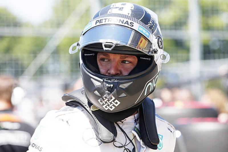 Canadian GP: Mercedes' Nico Rosberg rues mistake over 'bad tyres'