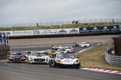 Blancpain Sprint Series finale moved from Baku to Zandvoort