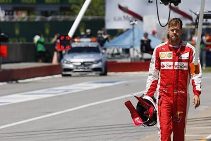 Canadian GP: F1 stewards summon Sebastian Vettel over red flag move