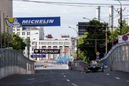 Moscow Formula E: Sebastien Buemi leads practice sessions
