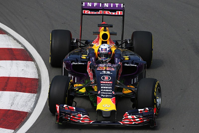 Daniel Ricciardo: No Canadian GP engine penalty plan for Red Bull