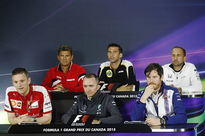 Canadian GP: Friday press conference