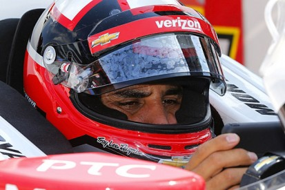 Texas IndyCar; Juan Pablo Montoya and Graham Rahal tie in practice
