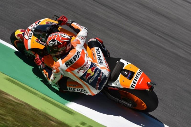 Valentino Rossi calls Marc Marquez's MotoGP deficit 'unbelievable'