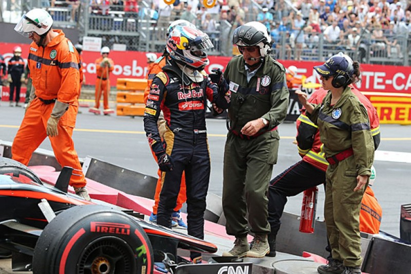 Button warns Verstappen over Grosjean 'braketest' crash remarks