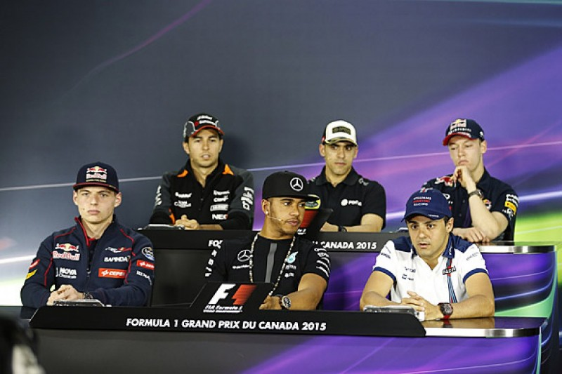 Canadian Grand Prix: Pre-race Formula 1 press conference