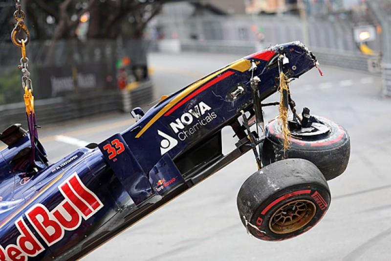 Grosjean: Verstappen should've apologised for Monaco GP F1 crash