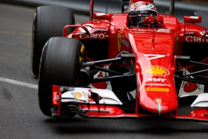 Kimi Raikkonen says poor qualifying form could be down to tyres