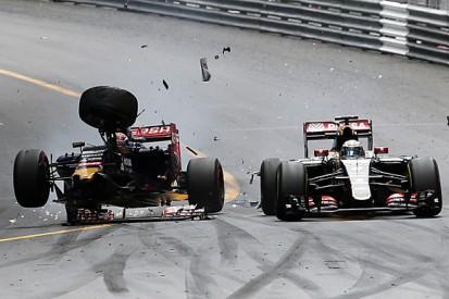 Max Verstappen and Felipe Massa in spat over Monaco GP F1 collision