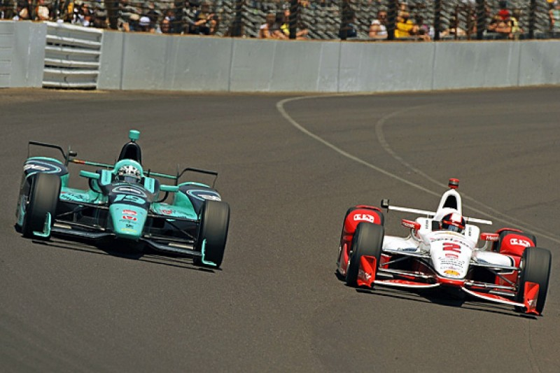 Chevrolet warns there's no 'magic fix' for IndyCar airborne crashes