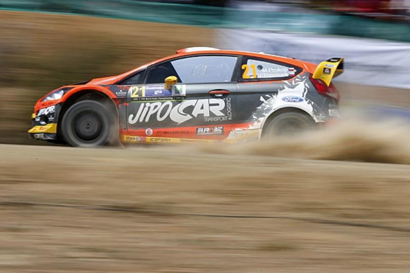 WRC driver Martin Prokop wants to try World Rallycross