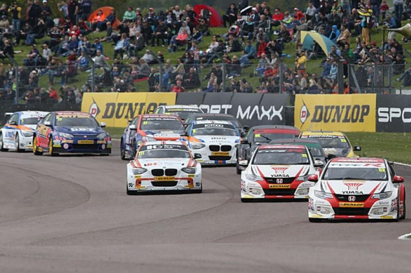 Dunlop introduces new medium-compound BTCC tyre mid-season