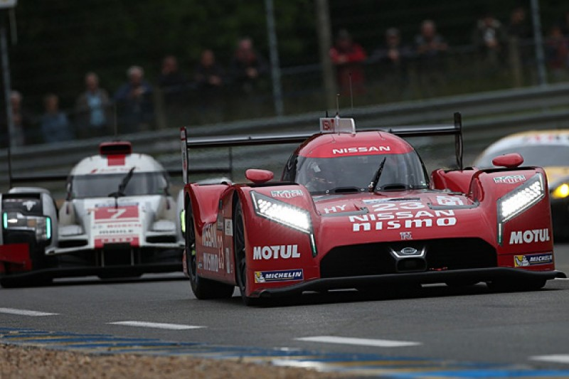 Nissan says Le Mans test day was positive for new GT-R LM NISMO