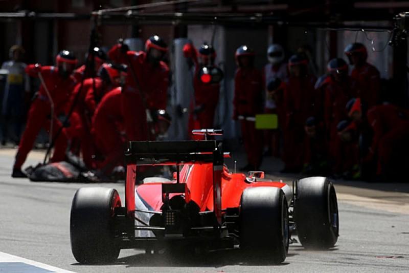Plan for Formula 1 refuelling return puzzles Manor's Graeme Lowdon