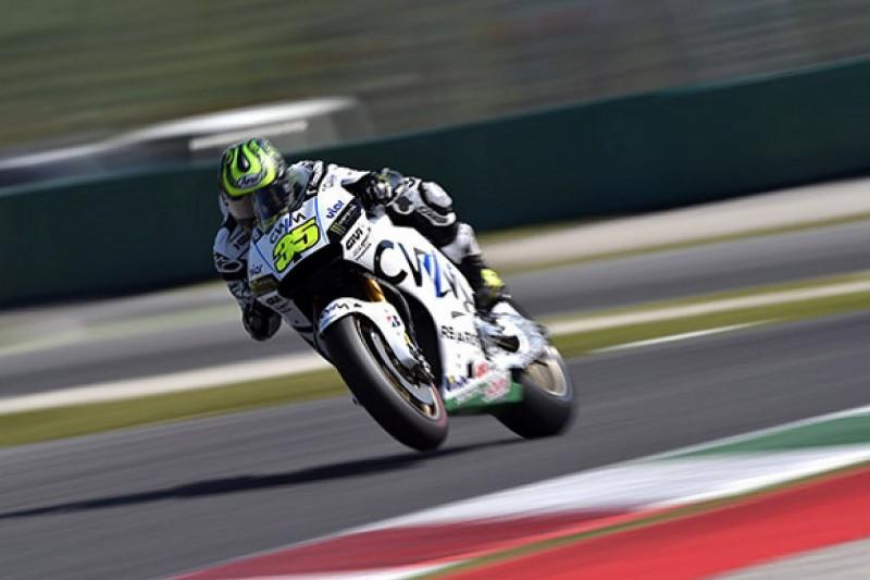 Mugello MotoGP: Cal Crutchlow dislocates ankle in race crash