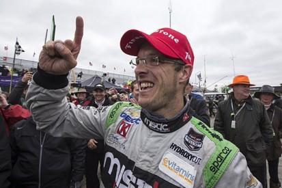 Detroit IndyCar: Sebastien Bourdais wins wild second race for KV